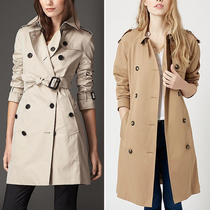 Dig Out the Most Stylish Spring Trench Coats | Trench, PopSugar ...