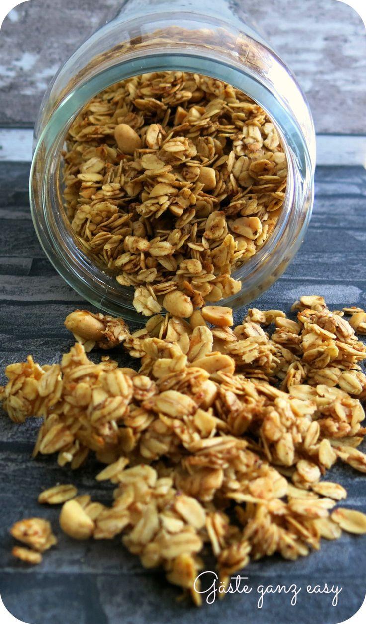 Photo of Crunchy muesli homemade