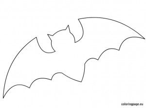 bat template preschool ideas gabarit. Black Bedroom Furniture Sets. Home Design Ideas