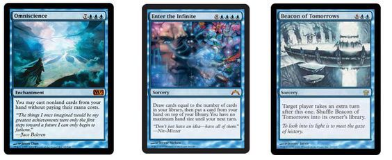 Pretty Bad Modern Combo You Should Win After The First Two But In Case You Need A Little More Time Magic The Gathering Cards Magic Cards Magic The Gathering