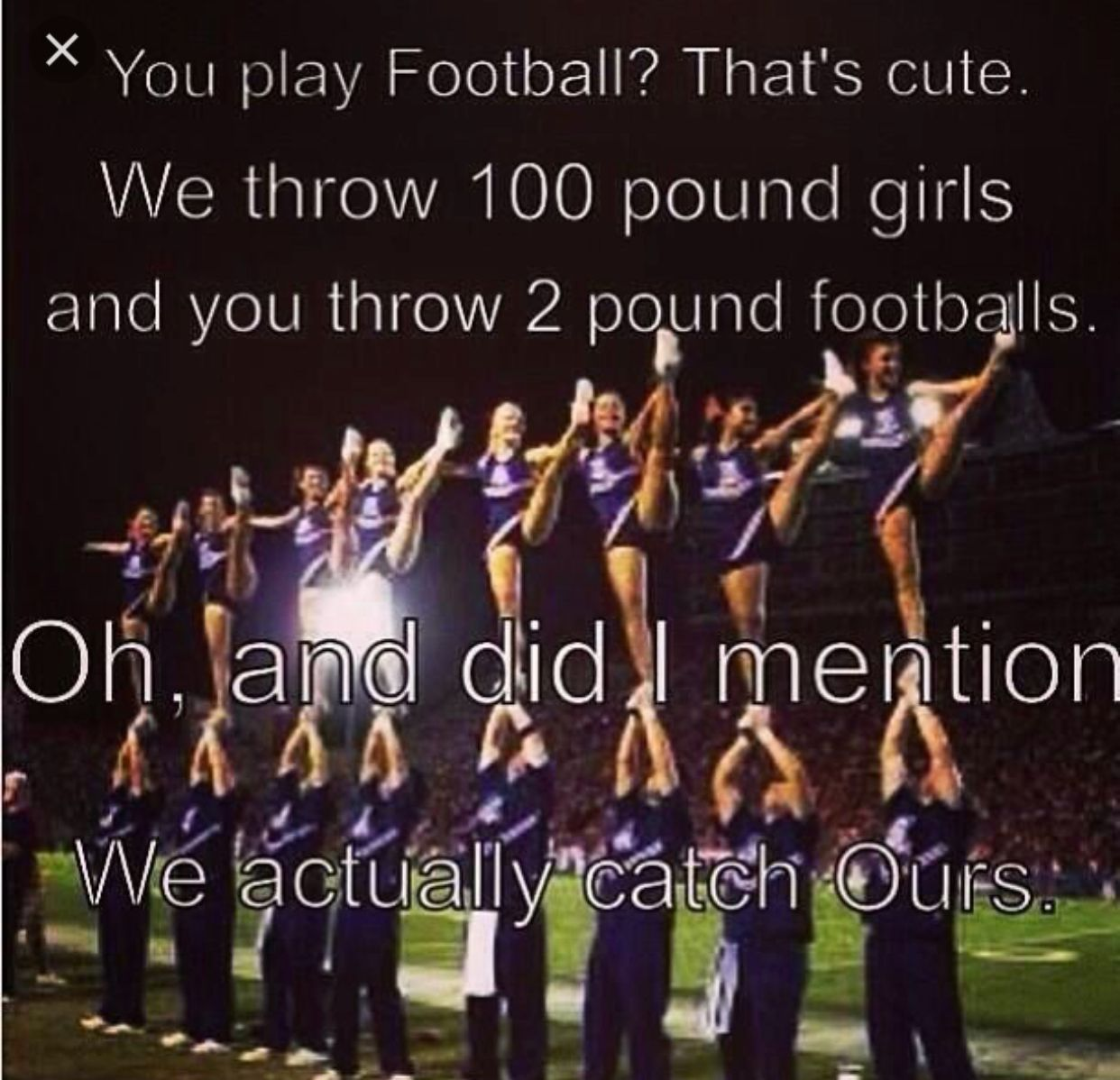 I Get So Mad When People Say Dance Is Not A Sport Cheer Quotes Cheerleading Quotes Cheer Qoutes