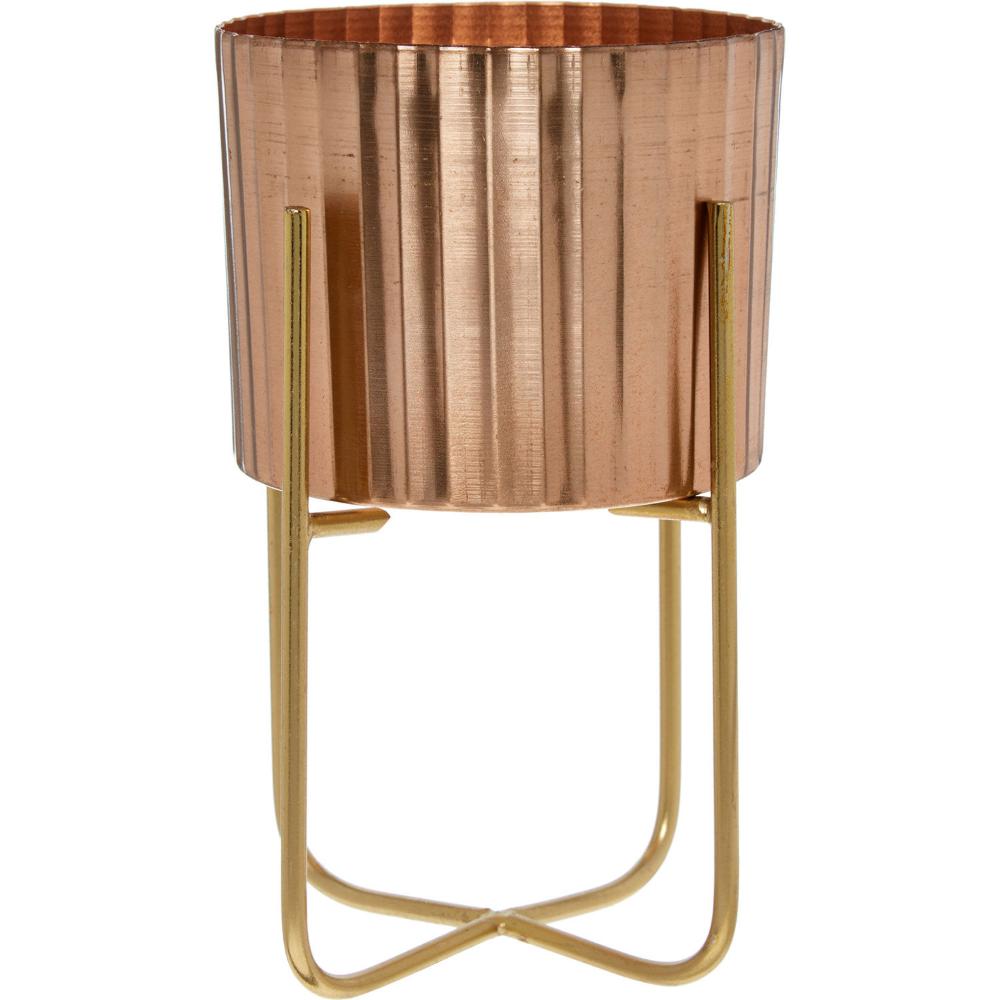 Copper Gold Tone Mini Planter 18x10cm Wishlist Home En 2019
