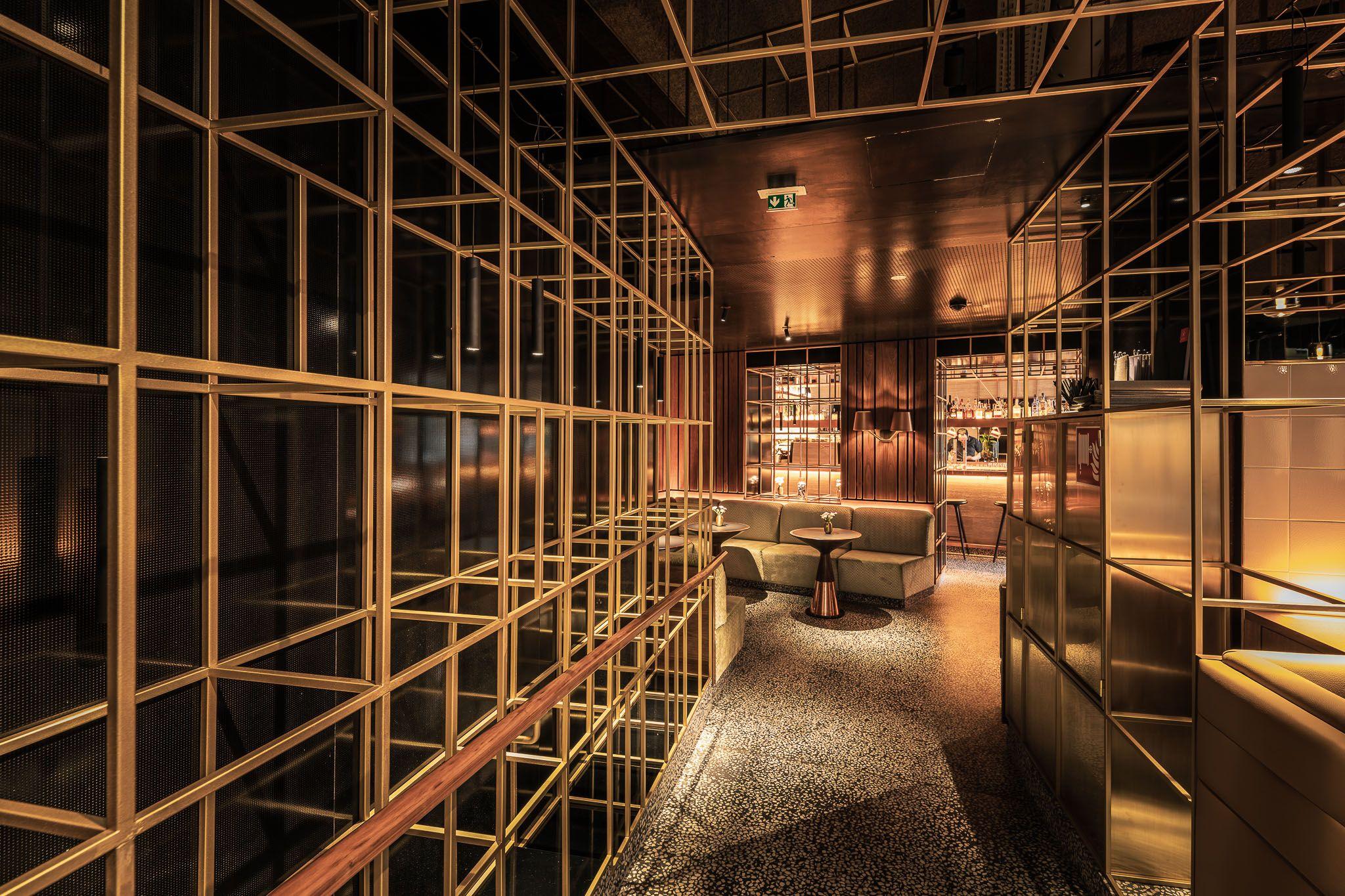 Das Bistro Porto Vom Hotel Triest Hotel Architektur Architekturfotografie