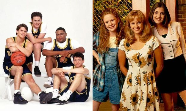 Hang Time | The 33 Best Forgotten Teen Shows Of The '90s --- oooh almost forgot about it