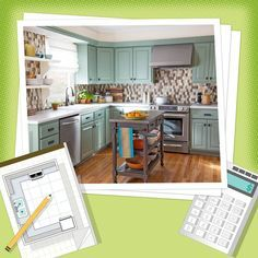 Turn the kitchen you have into the kitchen you want!   Our FREE Kitchen Planner Guide will help you design, furnish and stay on budget from start to finish. Download the guide and get started today!