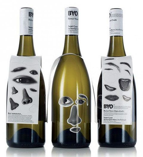 10 Awesome Wine Labels Wine Packaging Design Creative Wine