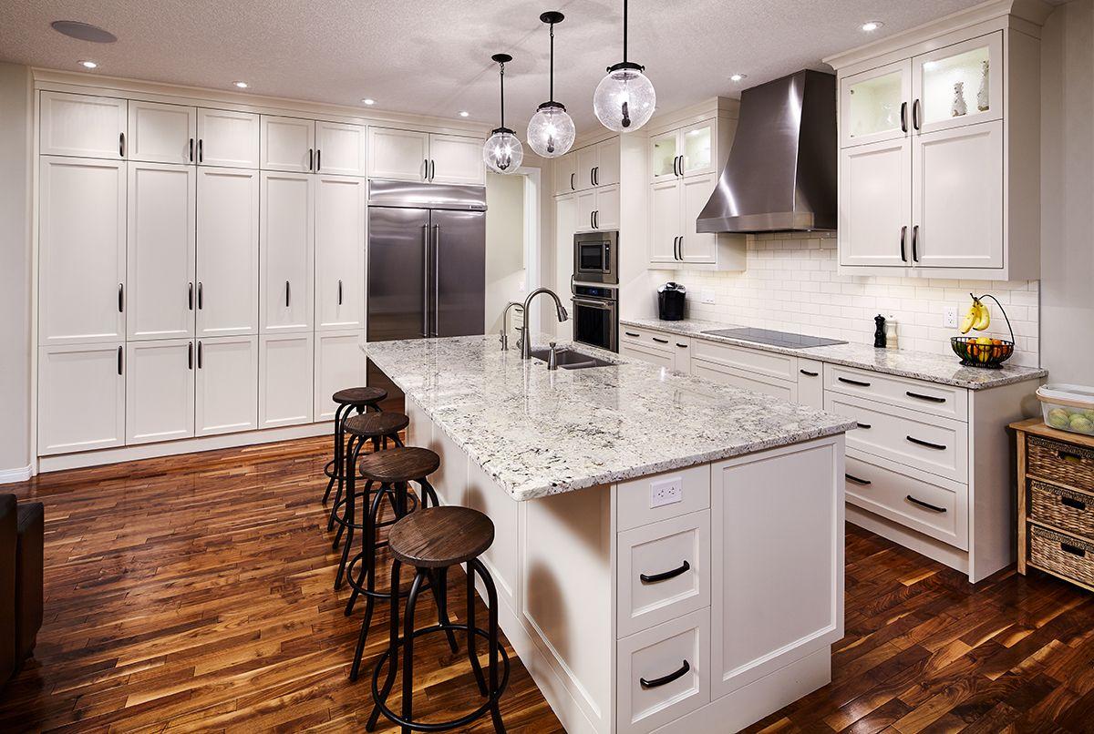 Pin By Kurmak Builders On Kitchen Renovations Calgary