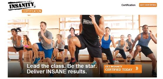 Drip sweat. Fill classes. Change lives. Get Certified to teach ...