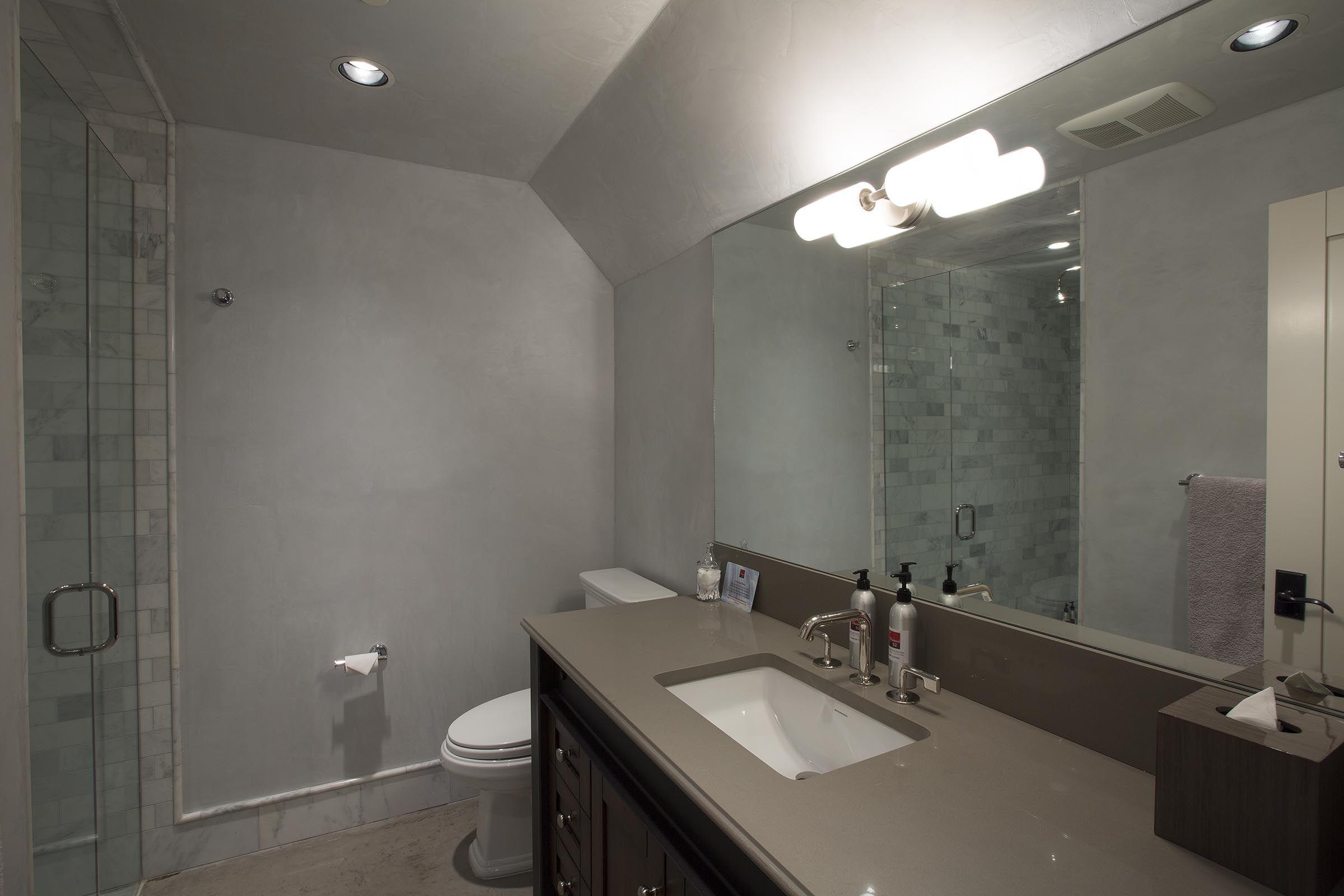 West Building - W301 Guest Bathroom -  3 Bedrooms  4.5 Bathrooms  http://element52.aubergeresorts.com/