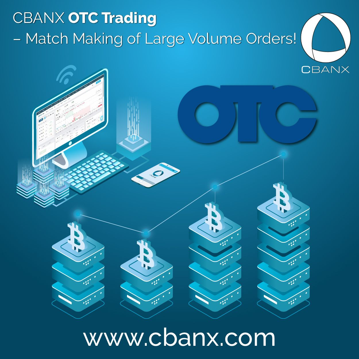 set up a otc exchange for cryptocurrencies