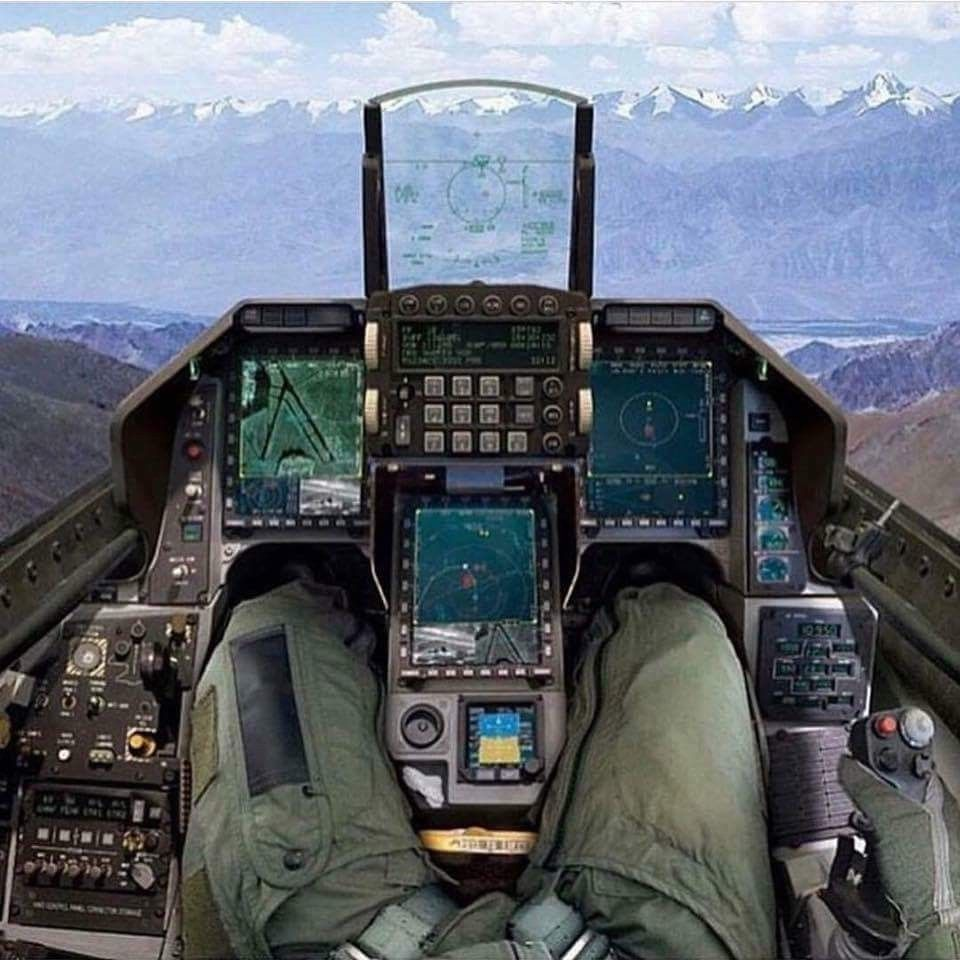 F 16 Fighting Falcon Cockpit View Flight Simulator Cockpit Cockpit Airplane Fighter