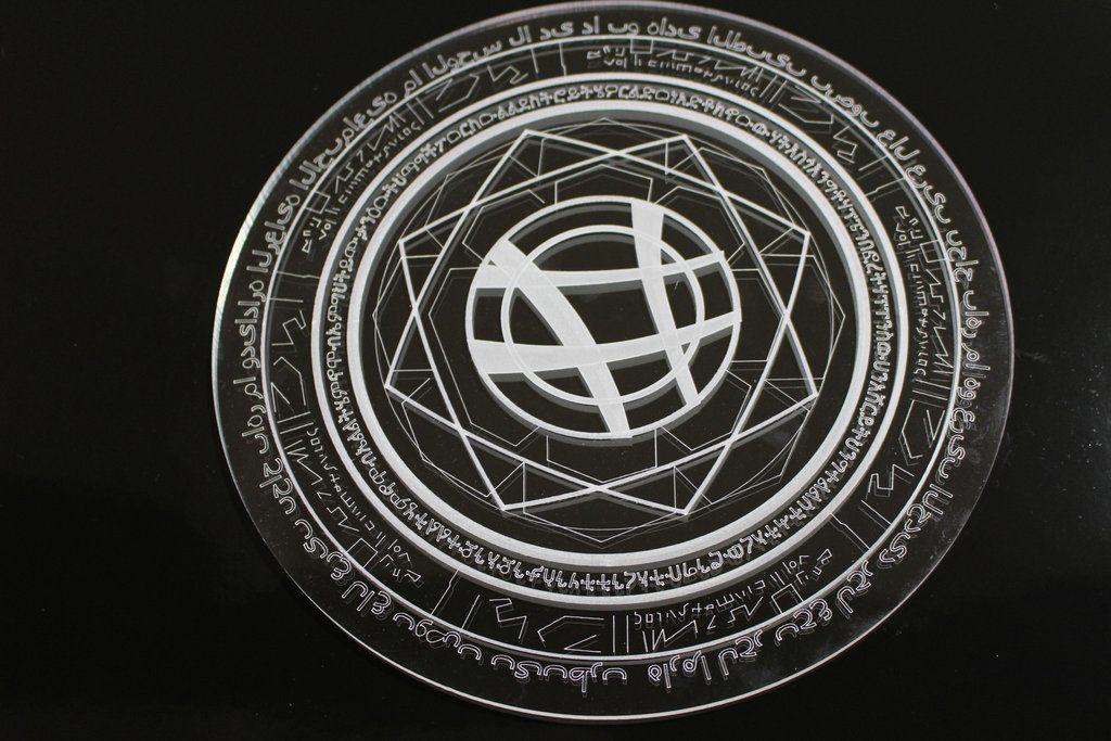 Doctor Strange Magic Symbol Edgelite