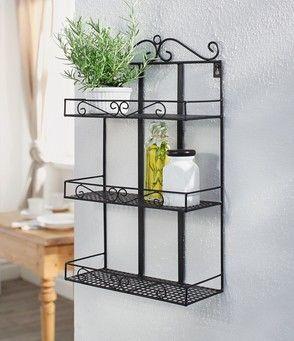 wandregal klassik im metallk rbe online shop bei frank. Black Bedroom Furniture Sets. Home Design Ideas