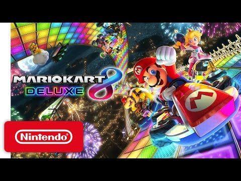 Nintendo Switch Mario Kart 8 Deluxe El Juego Mas Vendido En Uk