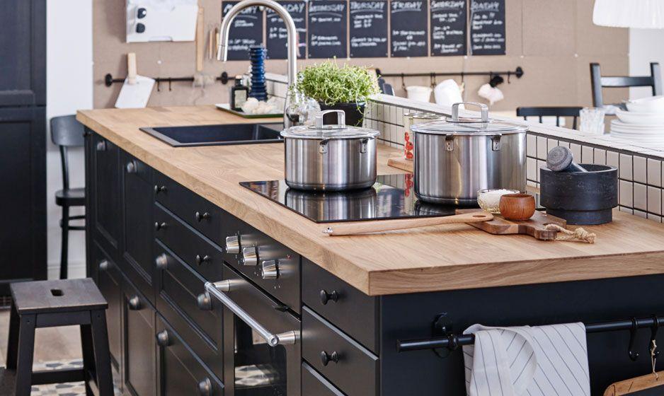 Metod laxarby keuken idee n voor het huis pinterest for Metod keuken