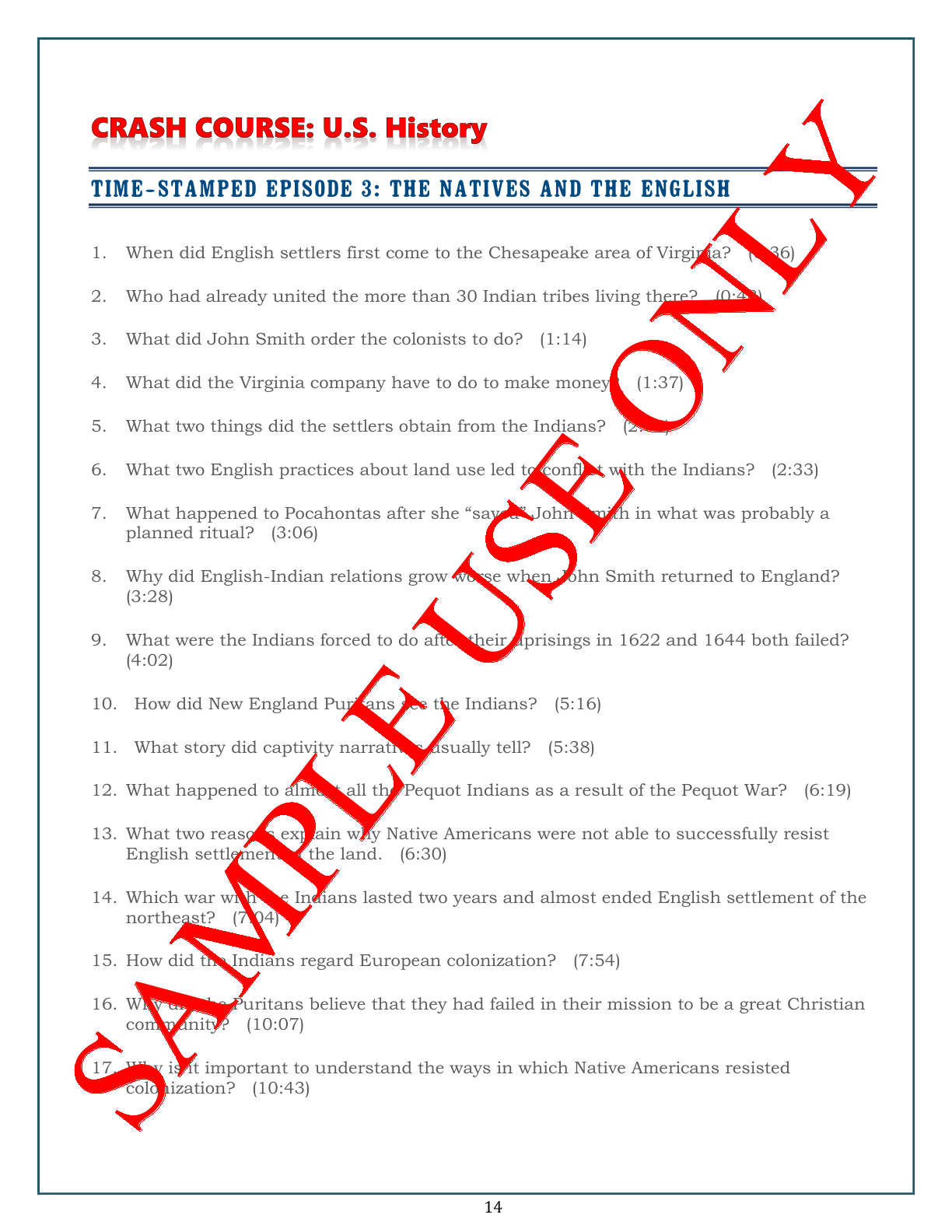 30 America The Story Of Us Superpower Worksheet Answers