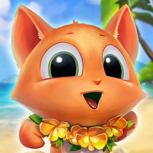 Tropicats Puzzle Paradise v.0.11.23 Mod Apk Cutest