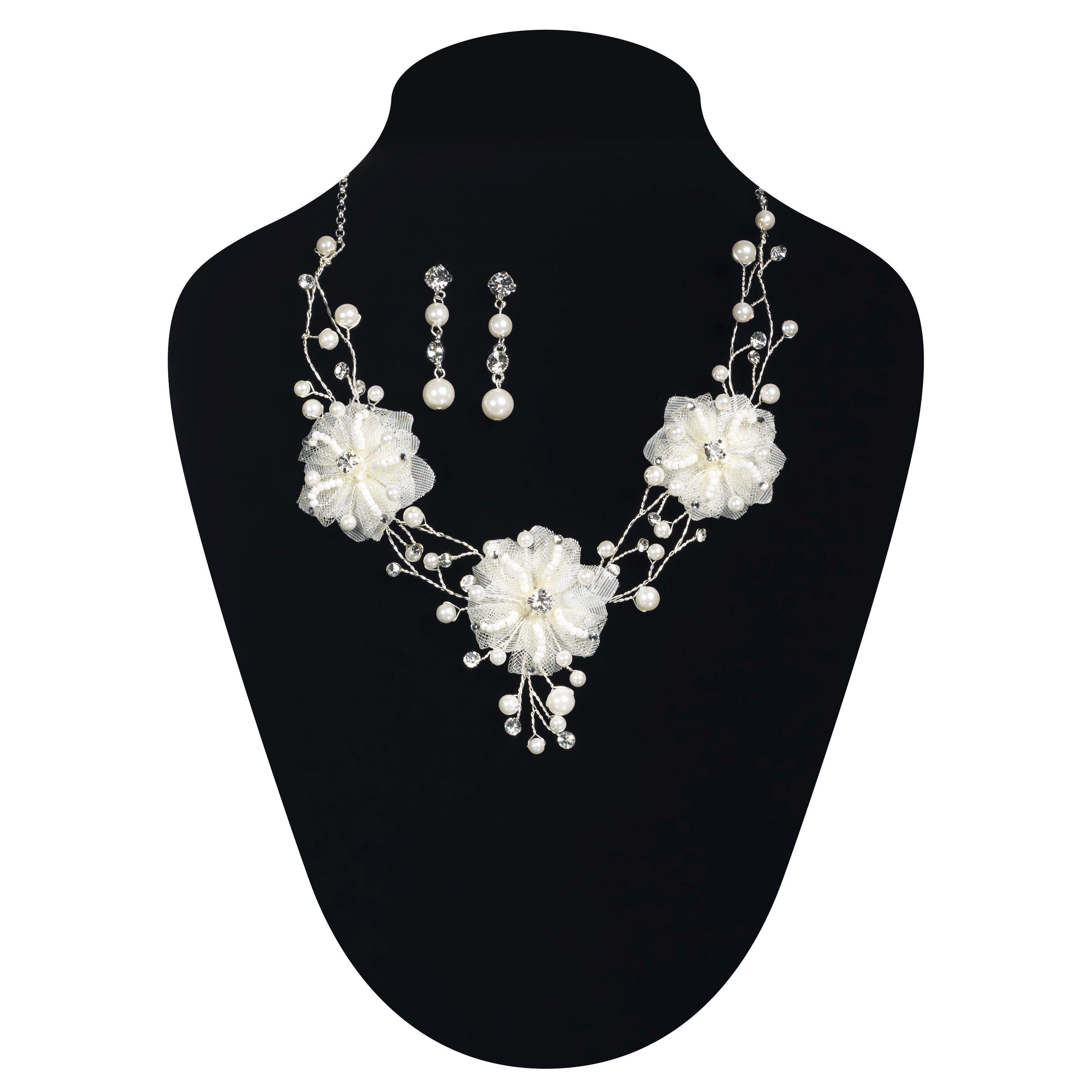 DEJ397 - Bijoux Fantaisie - Bijoux - Les accessoires de la mariée