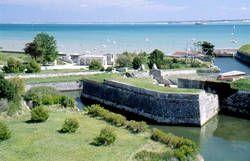 Les Forts Ile D Aix Fort Charente Maritime