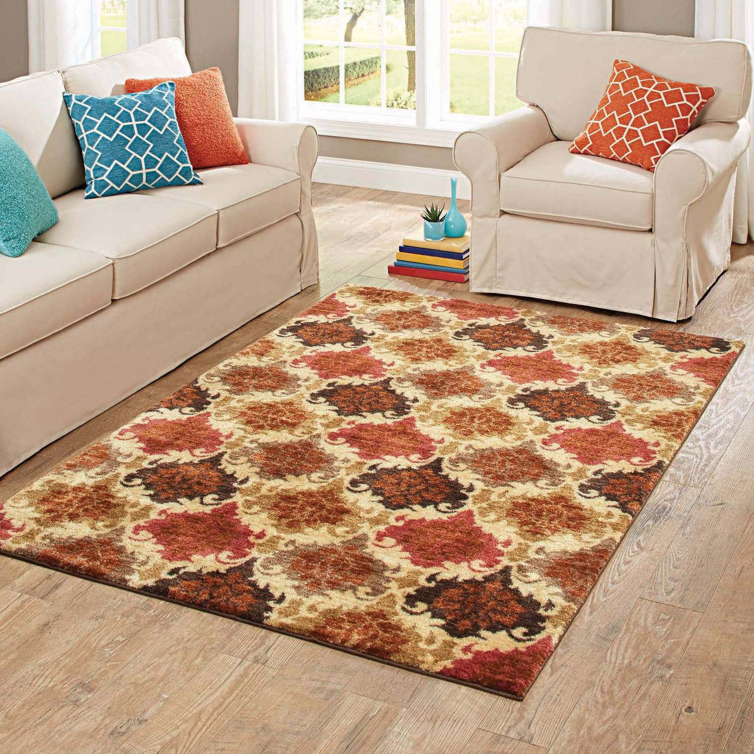 Beautiful 5x7 Area Rug Better Homes Better Homes Gardens Home