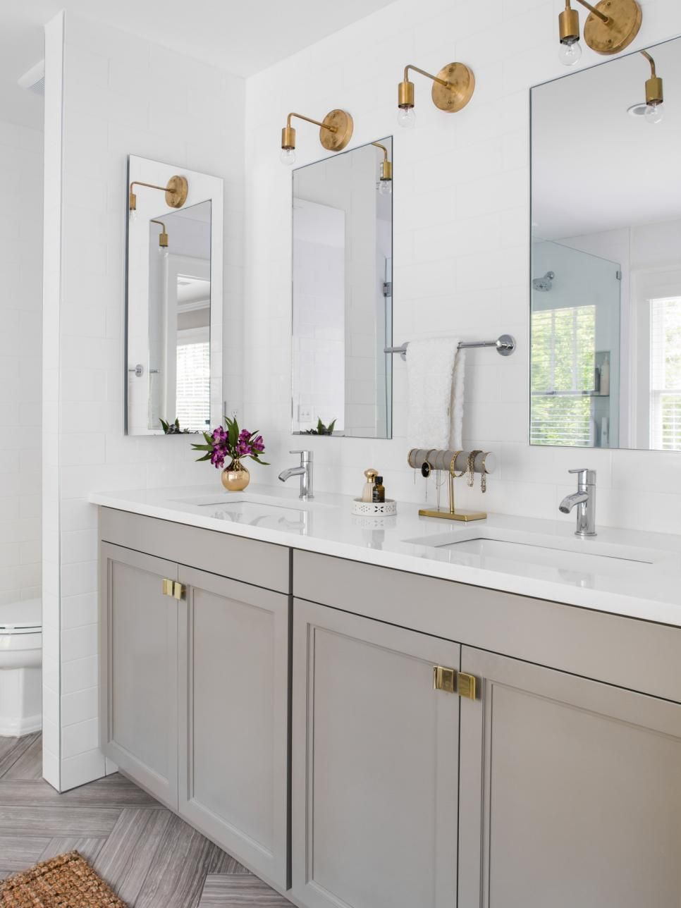 Cheap Ways to Freshen Up your Bathroom Countertop | Countertop ...