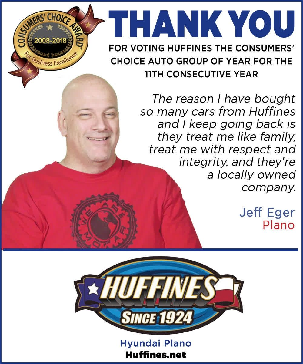 The Best Service Selection And Deals Live At Huffines
