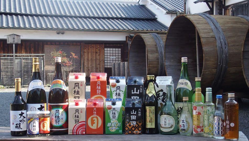 月桂冠商品群  日本酒の賞味期間(タイプ別、商品開栓後)  吟醸酒は10カ月間、普通酒は1年間が目安