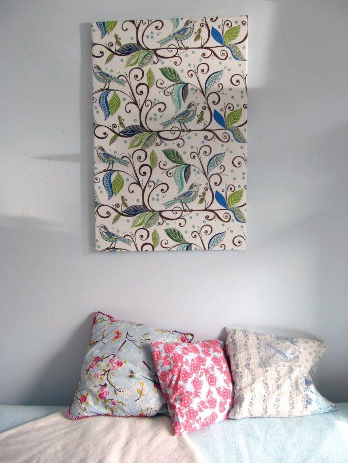 Memoboard und pinnwand selbermachen einfaches deko diy tutotrial kreativfieber diy und - Pinnwand kinderzimmer basteln ...