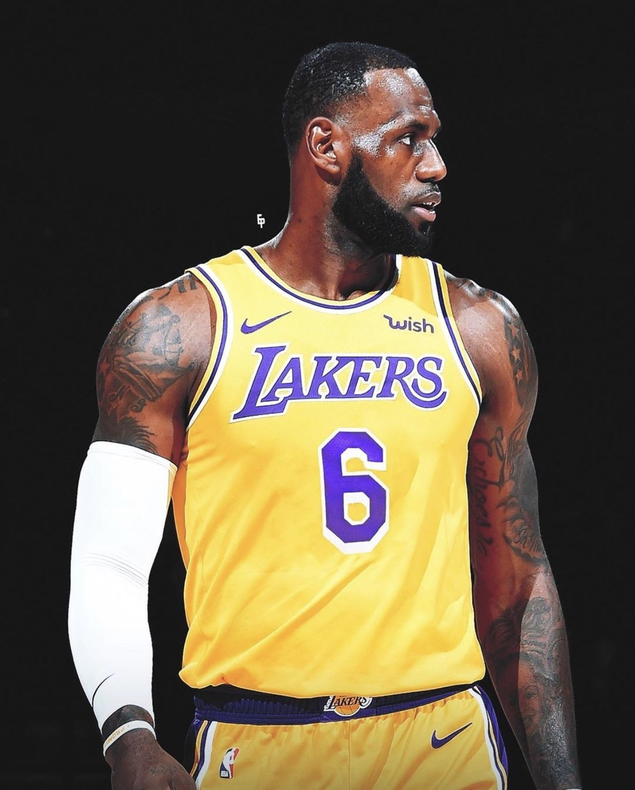 Pin by Dylan Wilson on LeBron James in 2020 Nba lebron