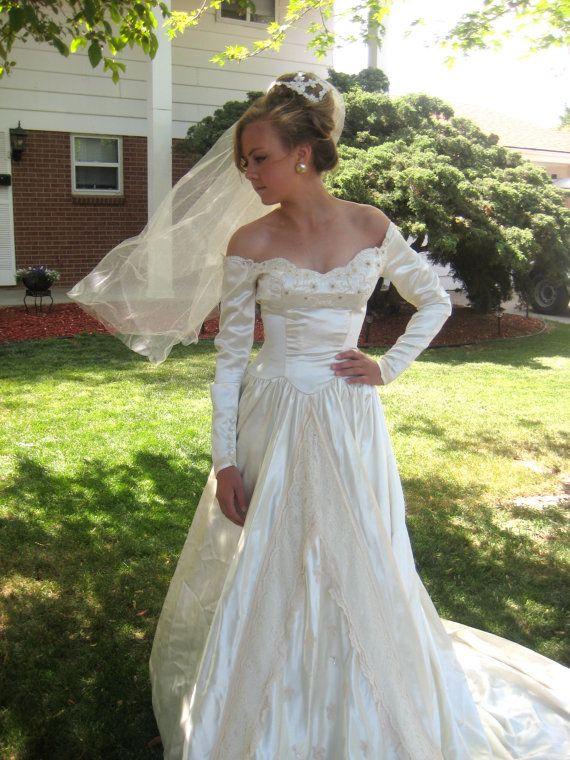 1940s Wedding Dresses for Sale