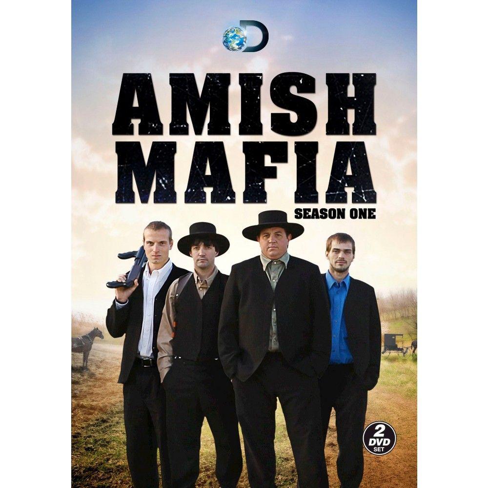 Amish Mafia Season 1 2 Discs Mafia Amish Seasons