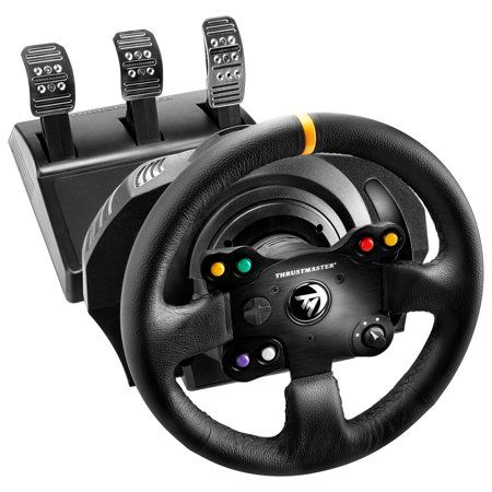 Thrustmaster TX Racing Wheel Leather Edition, Black in 2019