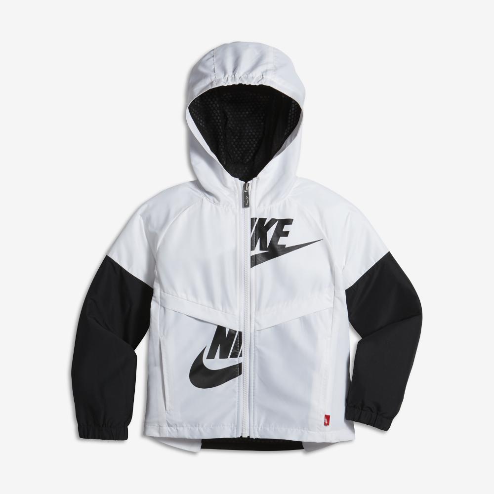 11e4f0a0b307 Nike Sportswear Windrunner Little Kids  (Girls ) Jacket Size 6 ...