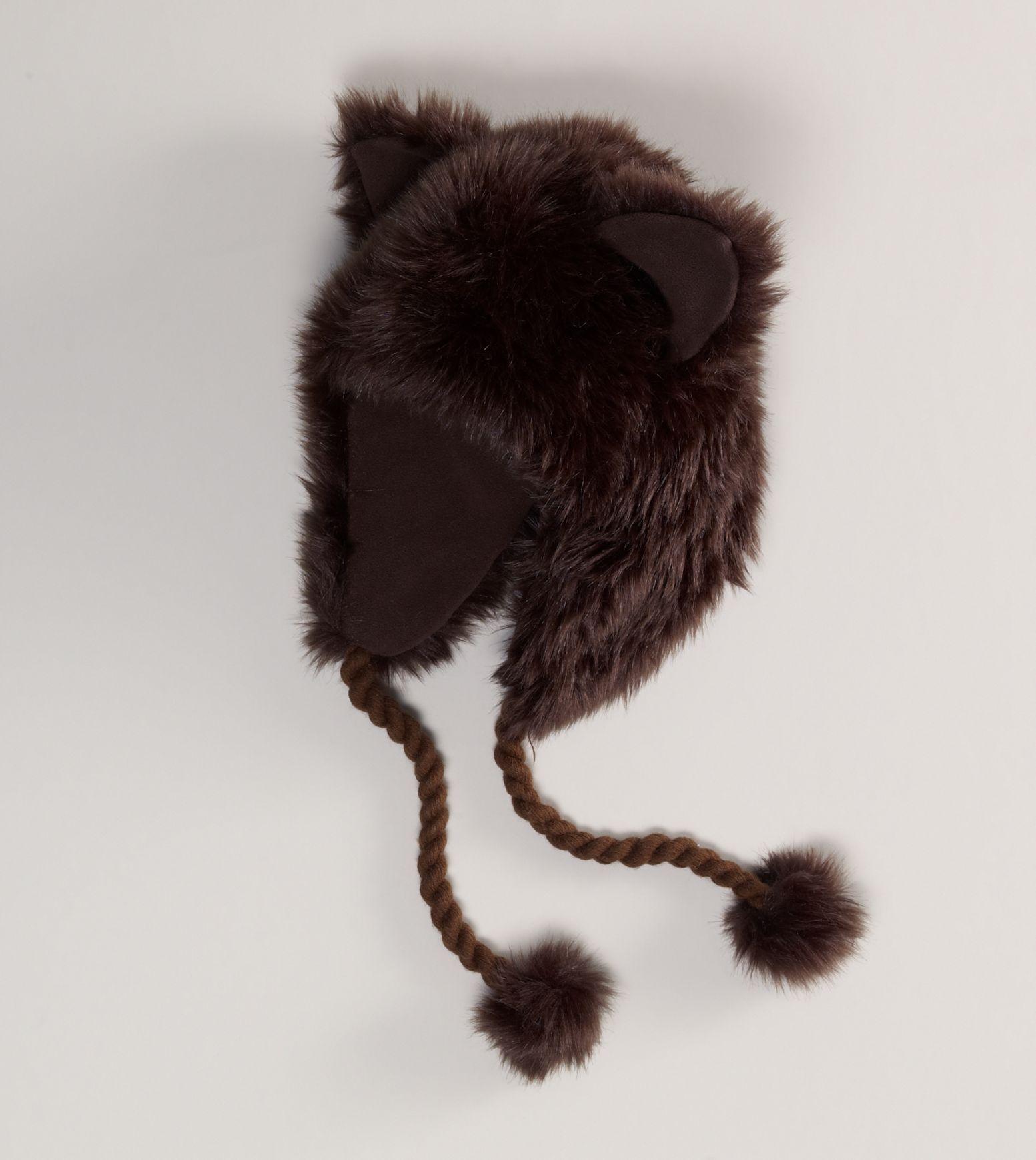 AEO Faux Fur Trapper Hat 2c00d6c8e91d