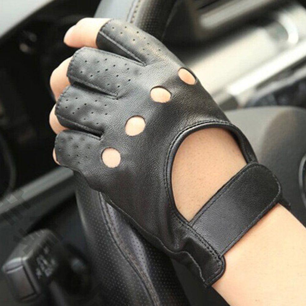 Motorcycle leather gloves amazon - Toptie Soft Pu Leather Motorcycle Gloves Black Motorcycle Gloves Xs At Amazon Women S Clothing Store