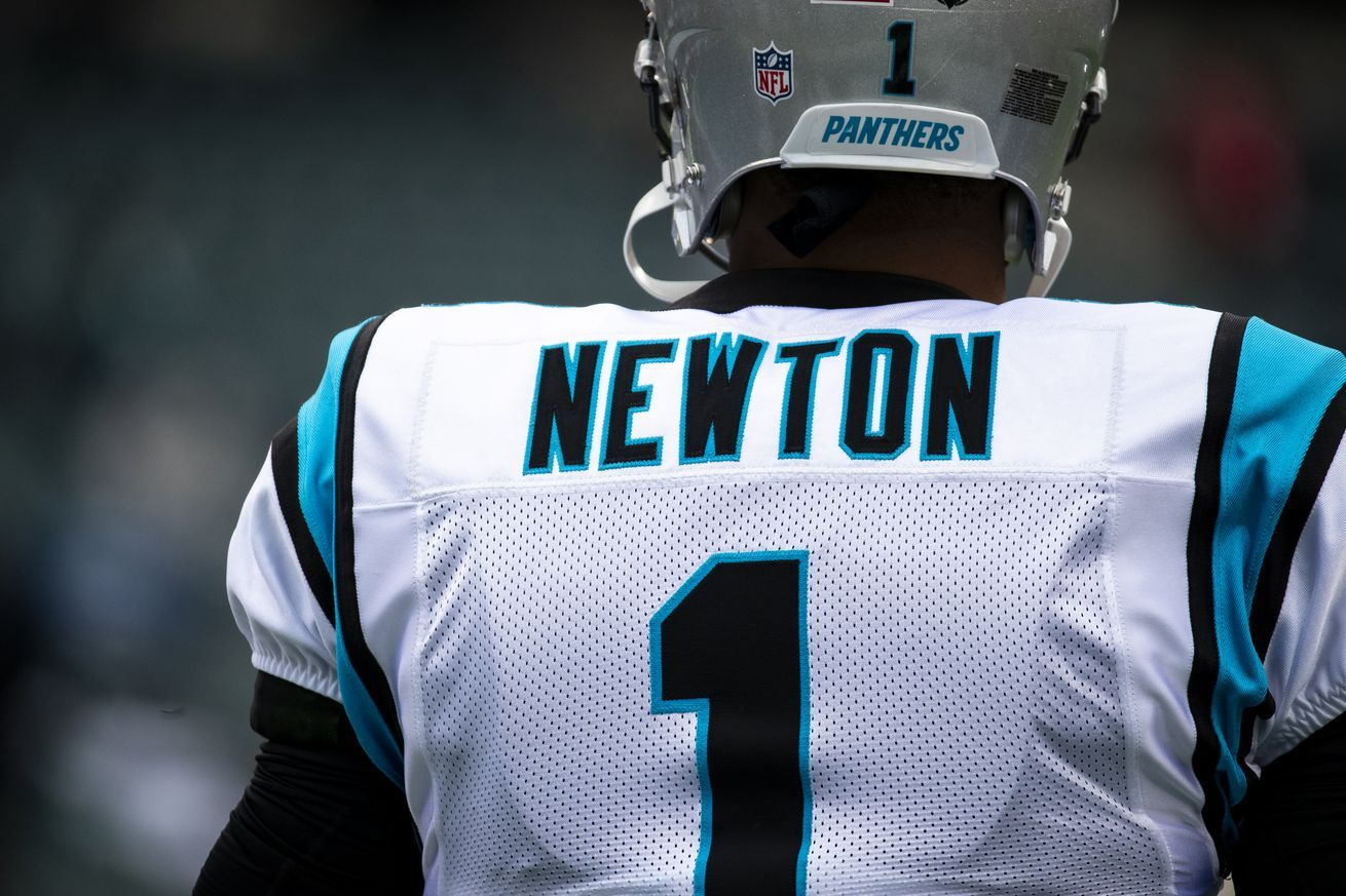 Cam Newton Becomes Just The Fourth Patriots Player To Wear No 1 Nfl News Nfl Update Nfl Nfl Slash In 2020 Patriots Team Patriots Nfl News