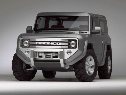 Pin By Edward Yang On Car Mobile Ford Bronco Concept Ford Bronco Bronco Concept