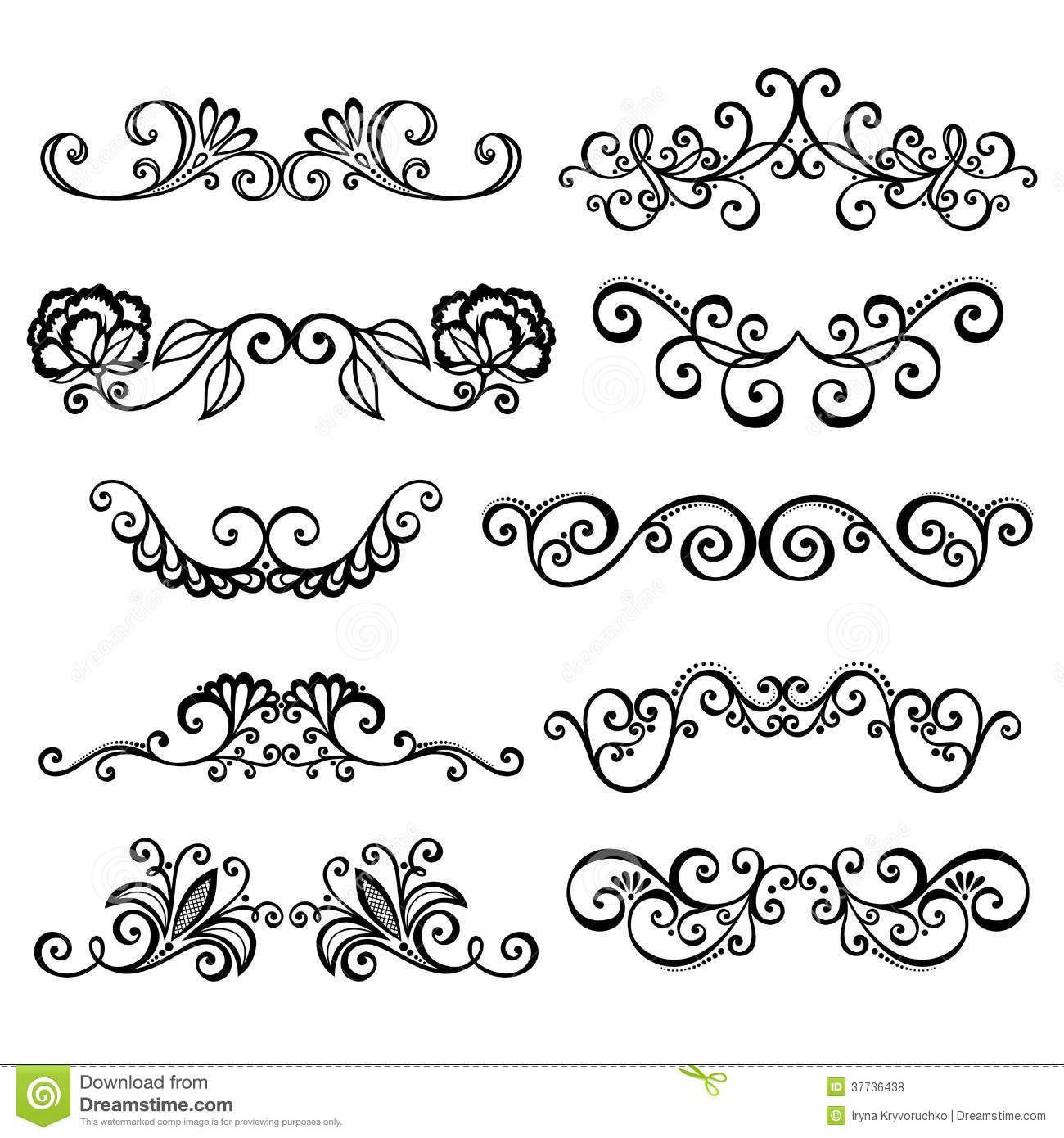 1300 X 1390 198 KB Jpeg Calligraphy Borders Free