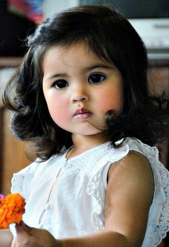 25 маленьких ангелов нереальной красоты | Красивые дети ...