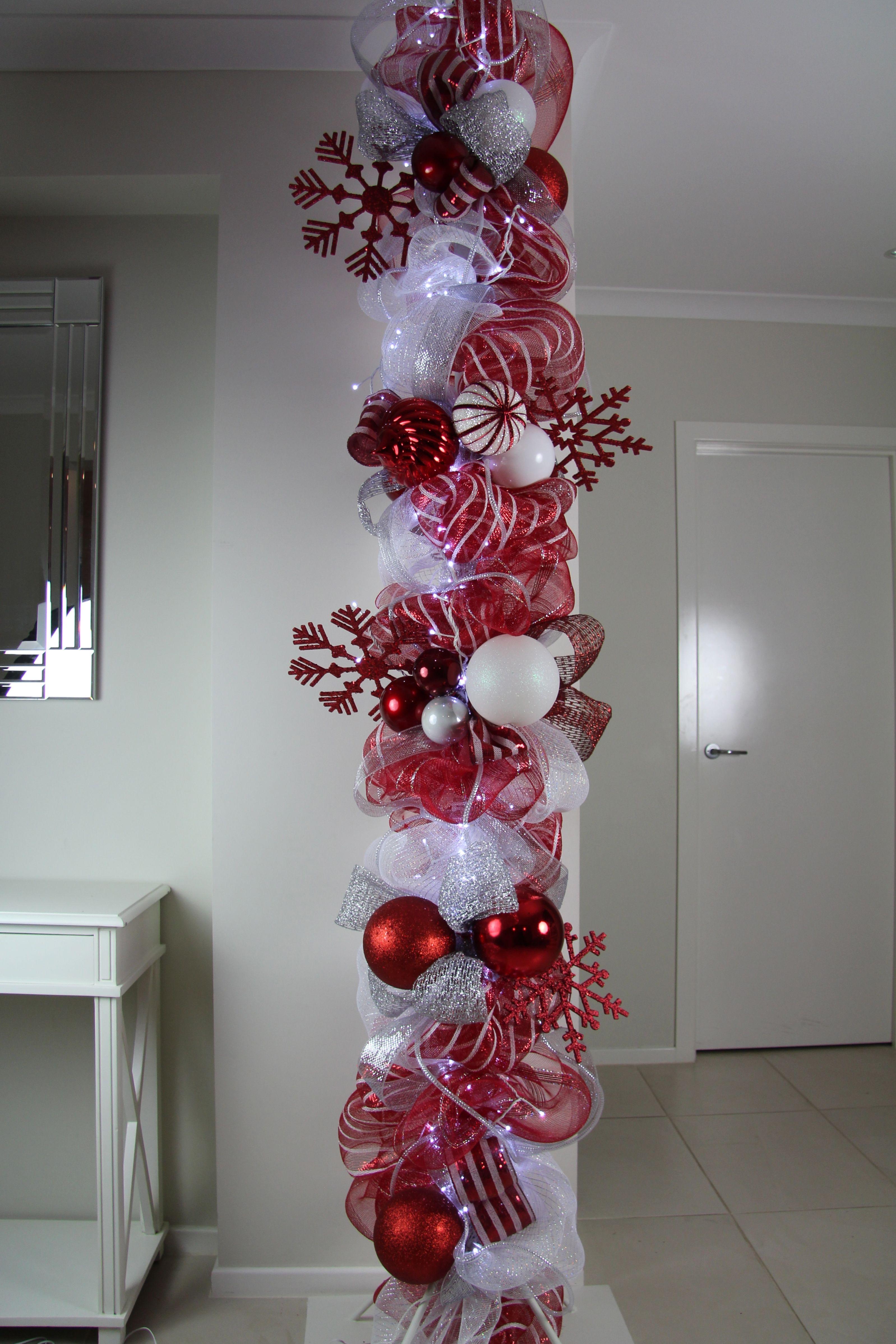 Christmas decorating for your home christmas pole instructions my christmas holiday - Ideas decoracion navidad ...