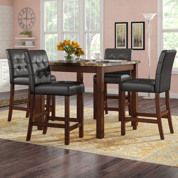 Sison 5 Piece Counter Height Dining Set | Counter height ...