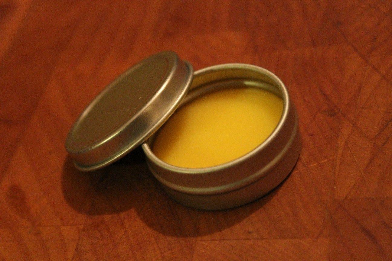 1 oz lemongrass salve tin | Salve recipes, Rashes remedies ...