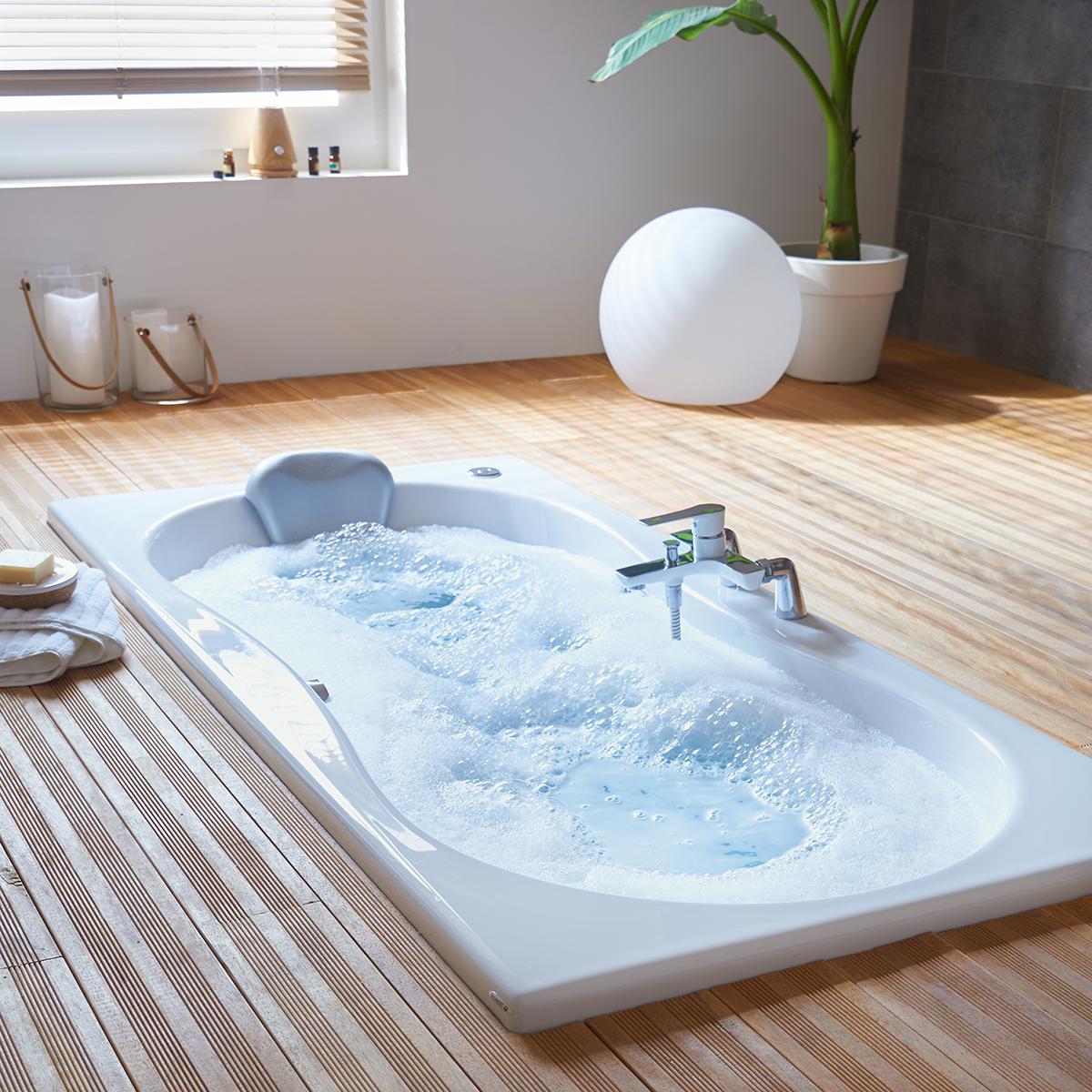 Pin by Leroy Merlin on Salle de bains | Pinterest | Bath shower ...