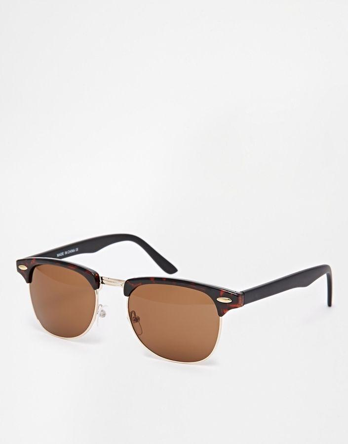 braune Sonnenbrille von Asos   Pinterest   Online shops, Braun und Shops