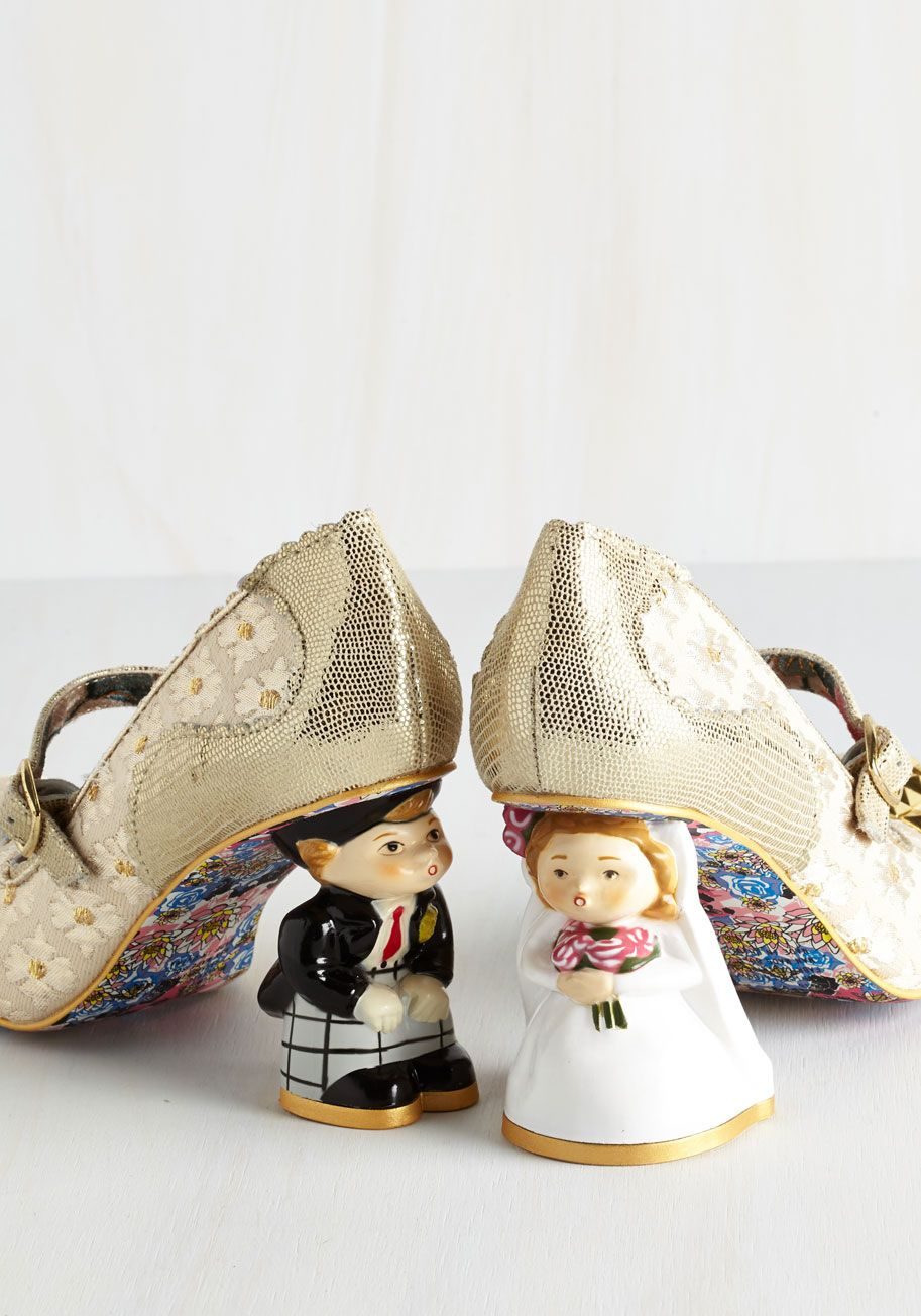 Irregular Choice Movin On Nuptial Heel Say I Do To The Statement