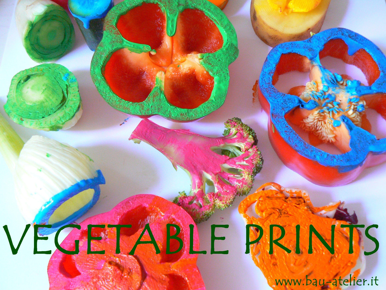Vegetable Prints