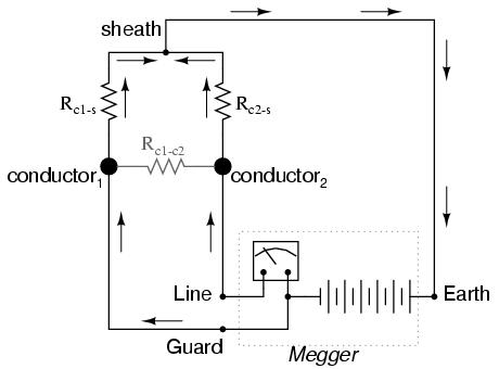 High Voltage Ohmmeters Dc Metering Circuits Electronics Textbook High Voltage Textbook Circuit
