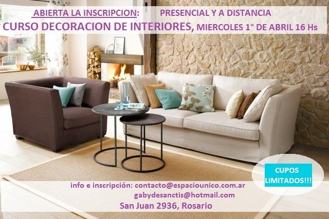 de interiores a distancia decoracion interiores casas On decoracion de interiores a distancia