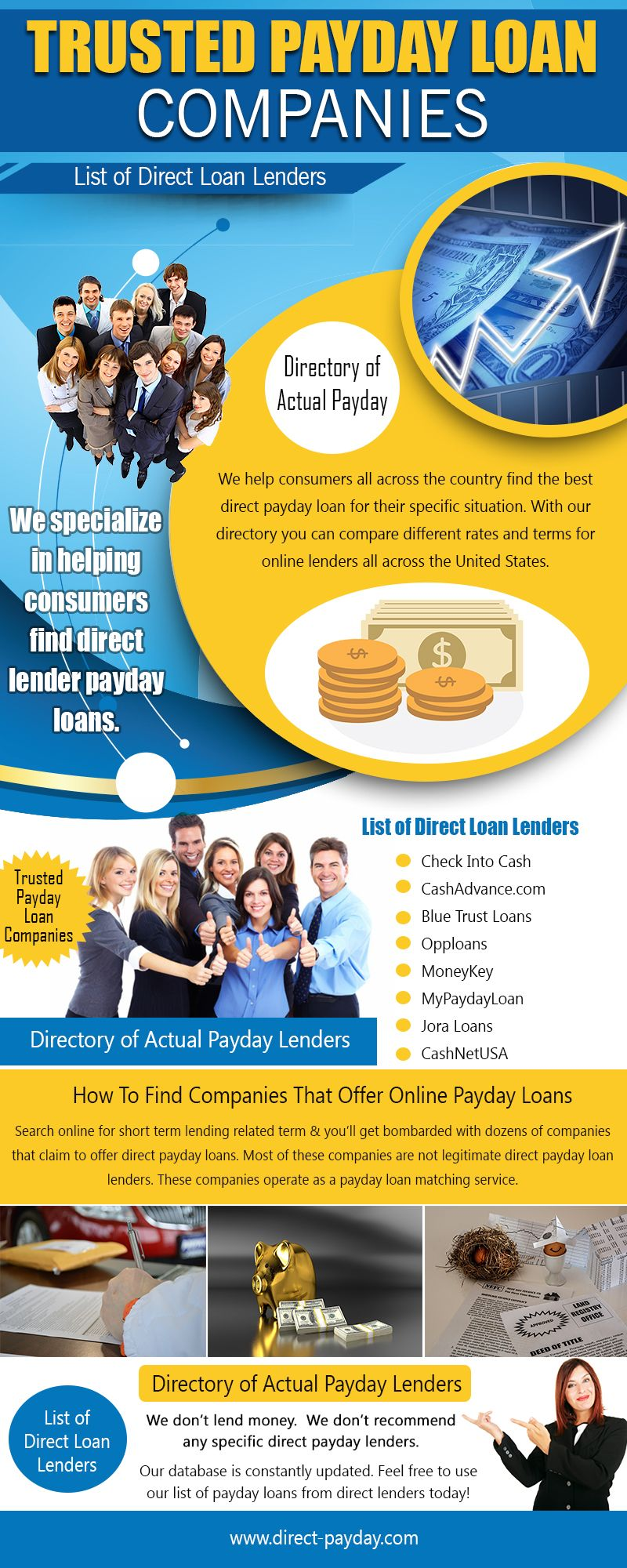 Pin On Trusted Payday Loan Companies