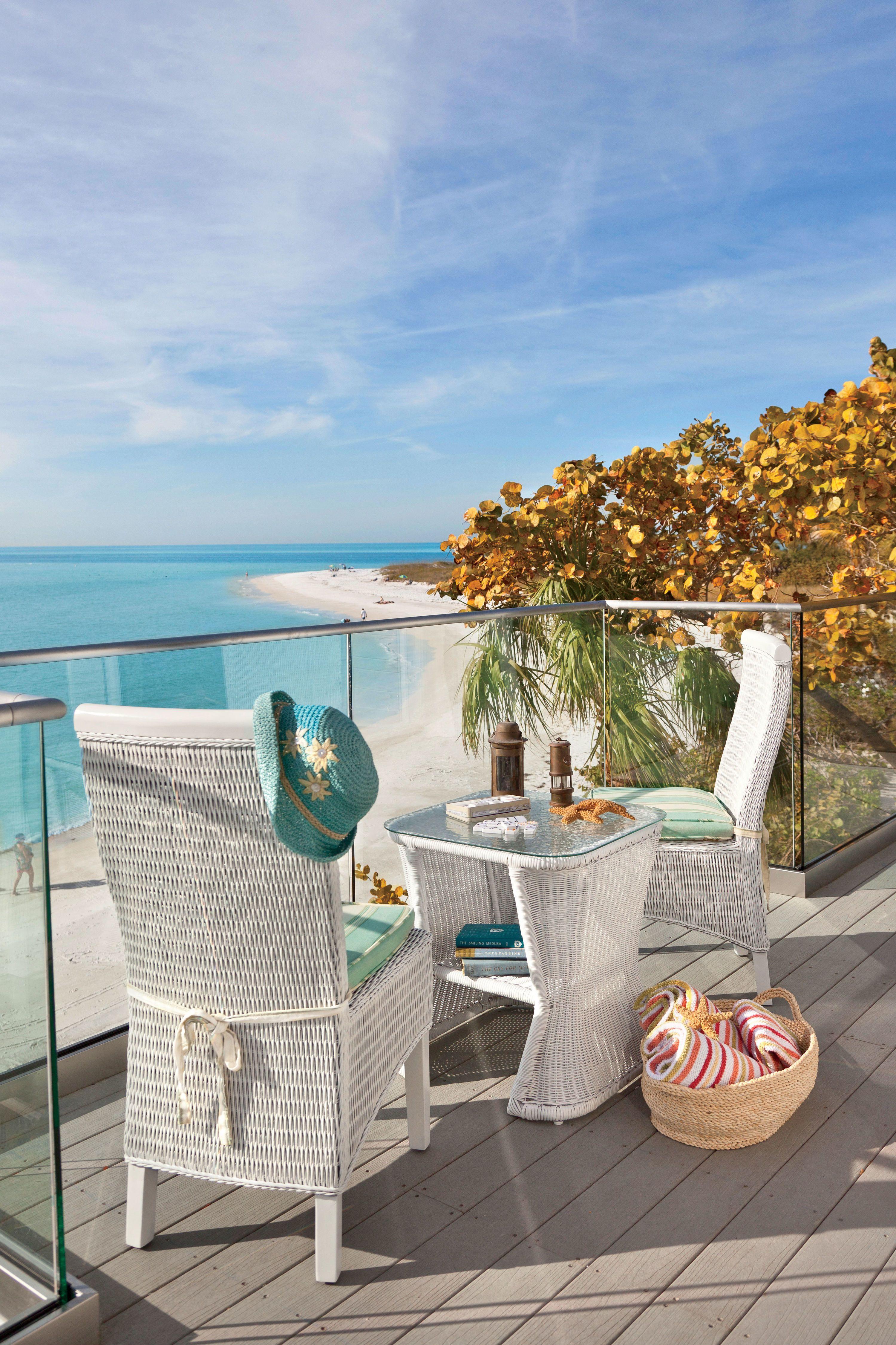 Anna Maria Island Modern Porch